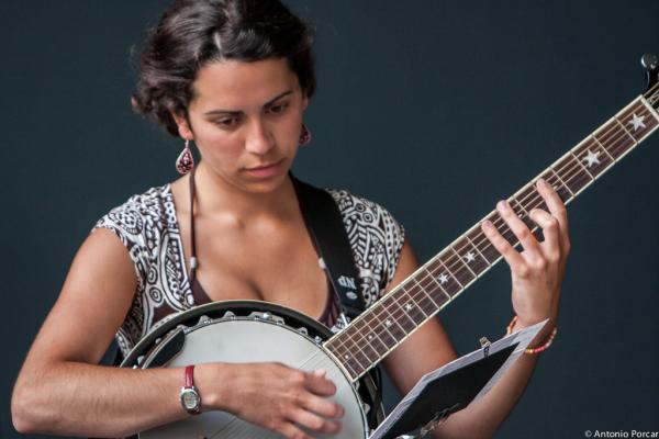 Xiomara Abello 2014 (Jazz Street Marching Band)