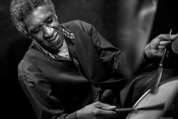 Al Foster (2016) in Jimmy Glass Jazz Club. Valencia