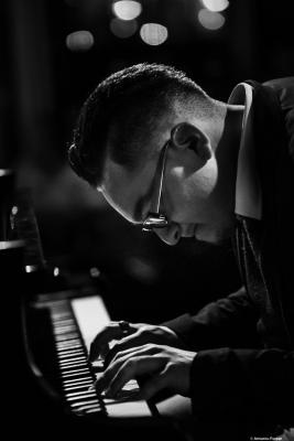 Alan Bartuš (2019) at Jazz Dock. Prague.
