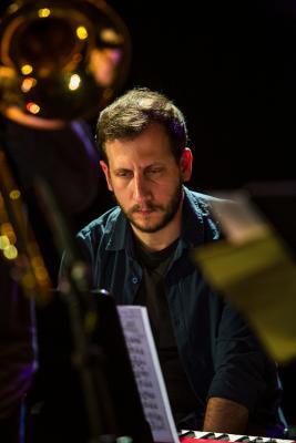 Alberto Palau (2018). Perico Sambeat's Don Ellis Tribute Ensemble