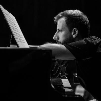 Alberto Palau at Festival de Jazz de Peñíscola 2017