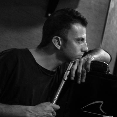 Alejandro Escalera Canillas (2018) at Clarence Jazz Club. Málaga.
