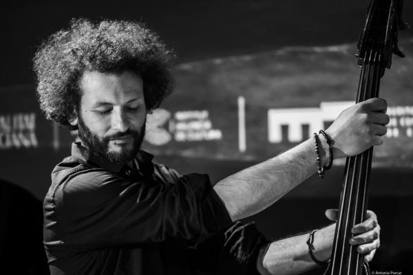 Ales Cesarini (2018. Perico Sambeat's Don Ellis Tribute Ensemble)
