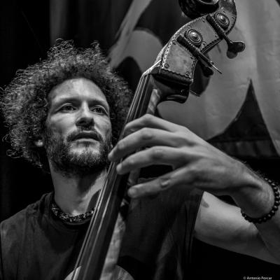 Ales Cesarini (2019. Perico Sambeat's Don Ellis Tribute Ensemble)