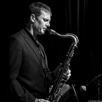 Alexander, Eric  (2014) @ Smoke Jazz Club NYC