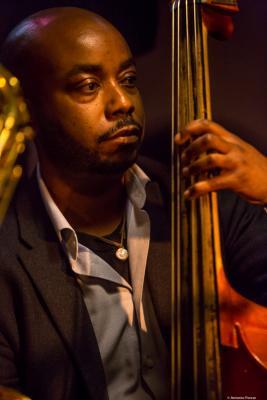 Ameen Saleem (2018) at Jimmy Glass Jazz Club. Valencia.