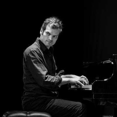 Andrew McCormack at JazzPalencia Festival 2017.