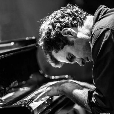 Andrew McCormack at JazzPalencia Festival 2017.