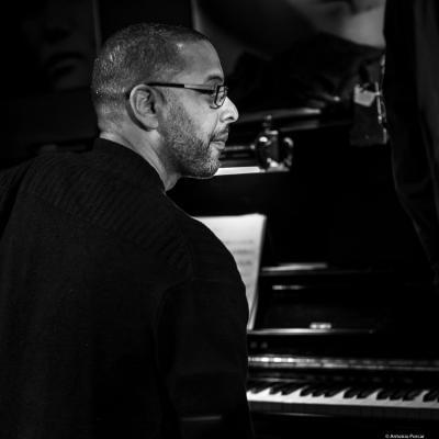 Andy Milne (2018) at Jimmy Glass Jazz Club. Valencia.
