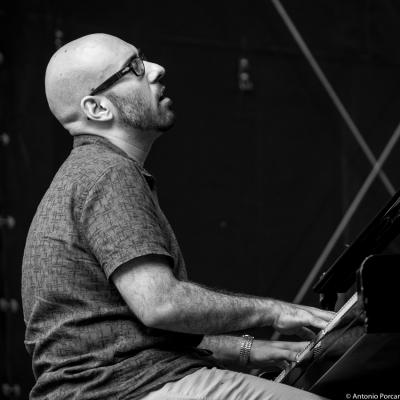 Angelo Di Loreto in Getxo Jazz 2015