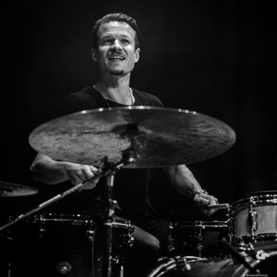 Anton Eger in Jazzinec 2017. Trutnov.