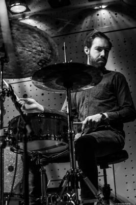 Arthur Hnatek (2018) at Jazz Dock. Prague.