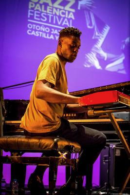 Ashley Henry at JazzPalencia Festival 2017