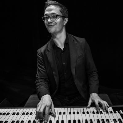 Ben Paterson at 54 Heineken Jazzaldia.