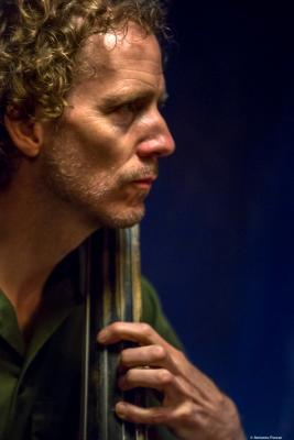 Ben Street (2017) in Jimmy Glass Jazz Club. Valencia.
