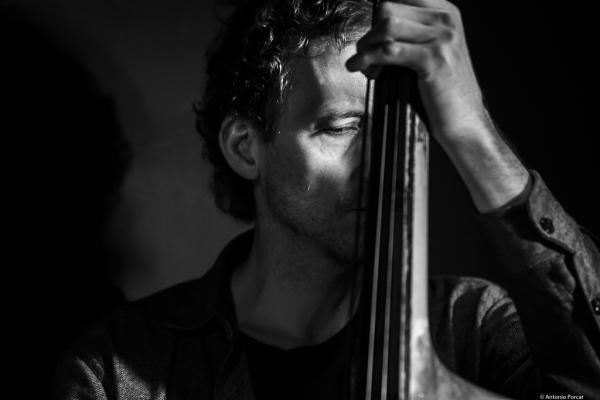 Ben Street (2019) in Jimmy Glass Jazz Club. Valencia.
