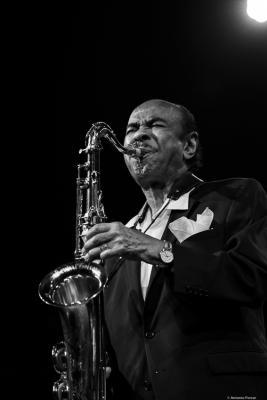 Benny Golson at Festival de Jazz de Valencia 2018