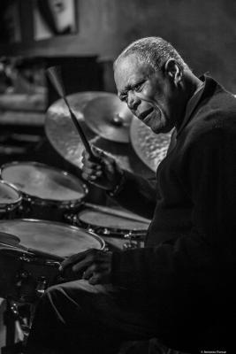 Billi Hart (2017) at Jimmy Glass Jazz Club. Valencia