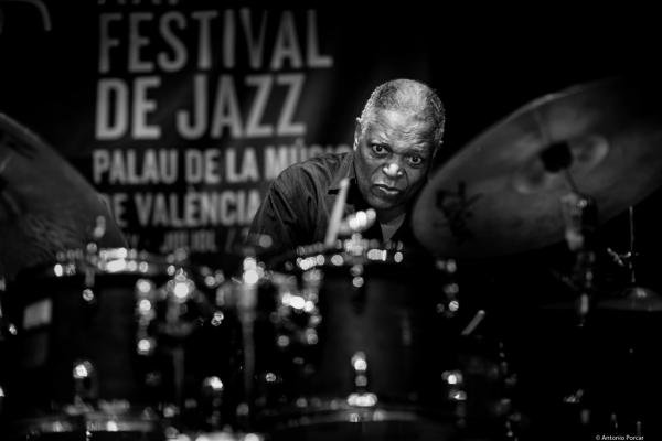 Billy Hart at Festival de Jazz de Valencia 2017