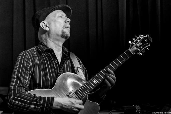 Paul Bollenback, (2014) in Smoke Jazz Club NY