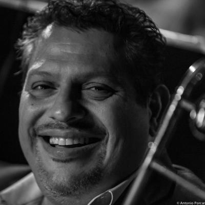 Bonilla, Luis. Vanguard Jazz Orchestra (2014)