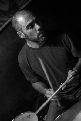 Borja Barrueta (2017) at Jimmy Glass Jazz Club. Valencia.