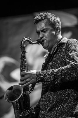 Brandon Allen at Festival Jazz Valencia 2019