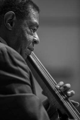 Buster Williams (2017) at Saint Peter's Church of NYC. Bobby Hutcherson Memorial