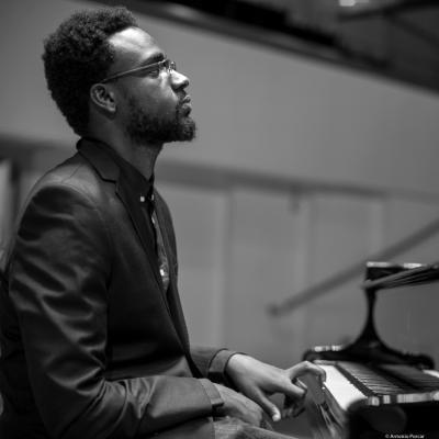 Carl-Henri Morisset at Festival de Jazz de Valencia 2017