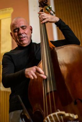 Carlos Barretto (2020) at Braço de Prata. Lisbon.