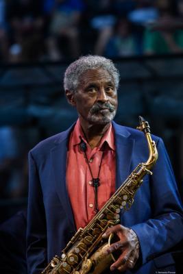 Charles McPherson at Heineken Jazzaldia 2019