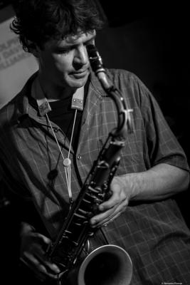Chris Cheek in Jimmy Glass Jazz Club (2016)