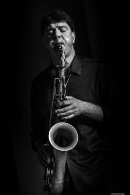 Chris Cheek at Festival de Jazz de Valencia 2018.