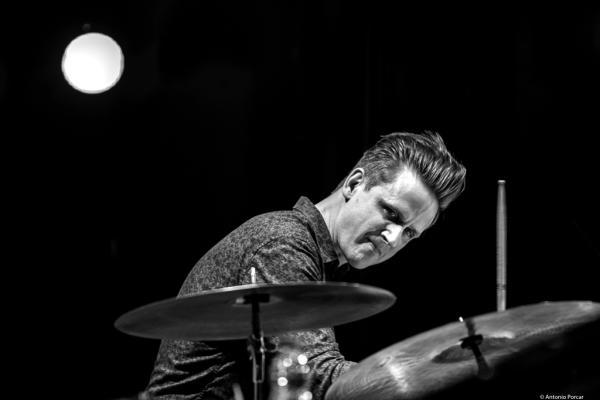 Chris Higginbottom at JazzPalencia Festival 2017.
