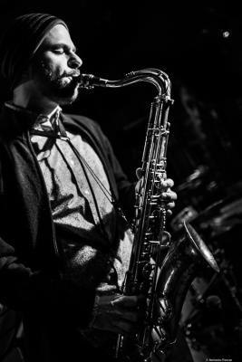 Christoph Irniger (2018) at Jimmy Glass Jazz Club. Valencia.ph