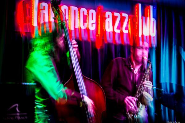 Clarence Jazz Club. Málaga. Spain.