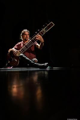 Dani Benedito (2019. Perico Sambeat's Don Ellis Tribute Ensemble)