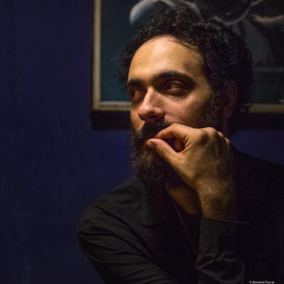 Daniel Dor (2018) at Jimmy Glass Jazz Club. Valencia.