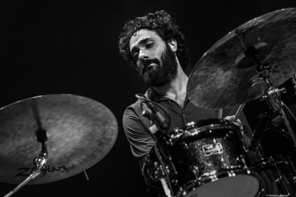 Daniel Dor at Jazzinec 2017.