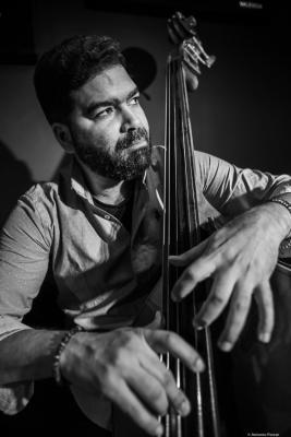 Dany Noel (209) at Jimmy Glass Jazz Club. Valencia.
