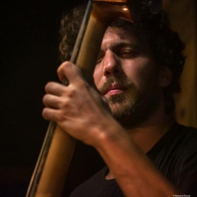 Dario Piccioni (2019) at Jimmy Glass Jazz Club. Valencia.