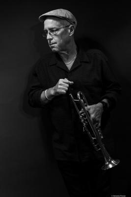 Dave Douglas (2019) at Jimmy Glass Jazz Club. Valencia.