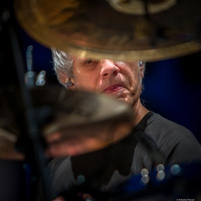 Dave Weckl at Festival de Jazz de San Javier 2018.