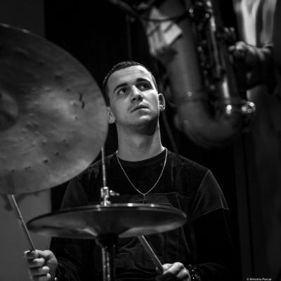 David Hodek at Budapest Jazz Club. 2017.