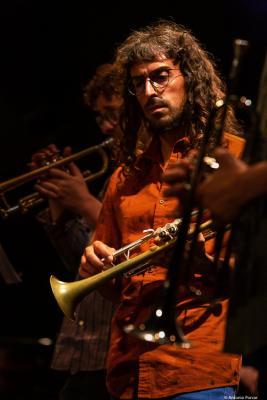 David Martínez (2019. Perico Sambeat's Don Ellis Tribute Ensemble)