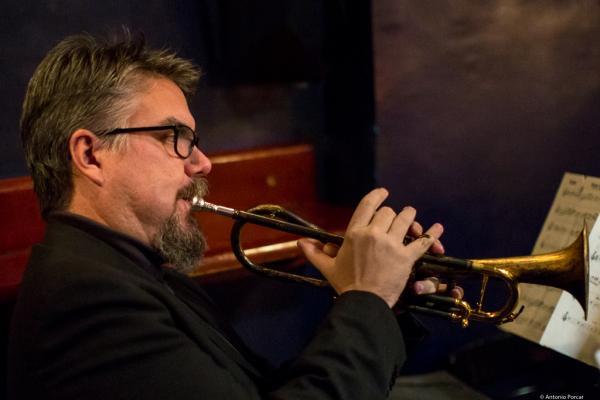 David Pastor at Jimmy Glass Jazz Club. Valencia
