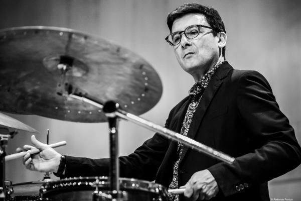 David Xirgu at JazzTardor 2018.