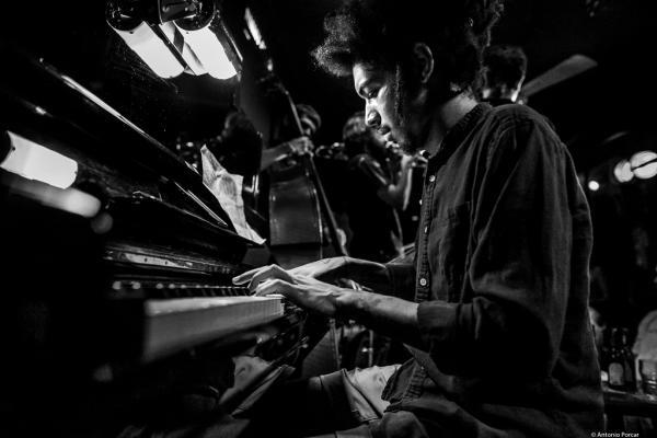 Davis Whitfield (2018) at Jimmy Glass Jazz Club. Valencia.