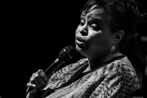 Deborah Carter at Jazz Camp 2018