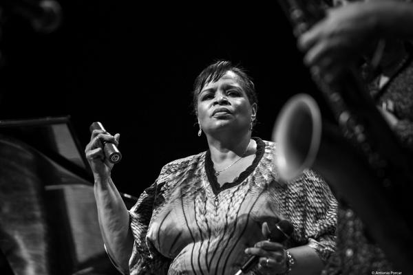 Deborah Carter at Jazz Camp 2018